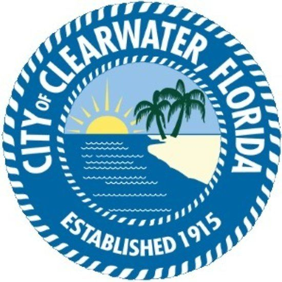 Seal Of Clearwater Florida Clearwater Tampabay Clearwaterfl Clear Water Florida Clearwater Florida