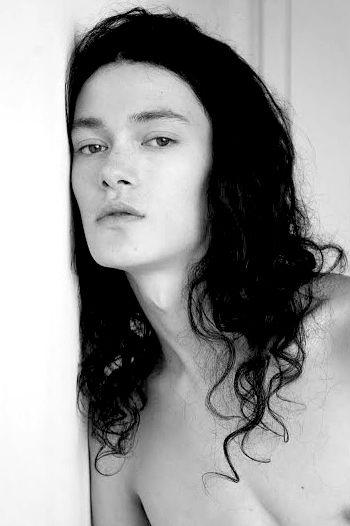chris arundel, male model, androgyny, androgynous, Kirt Reynolds