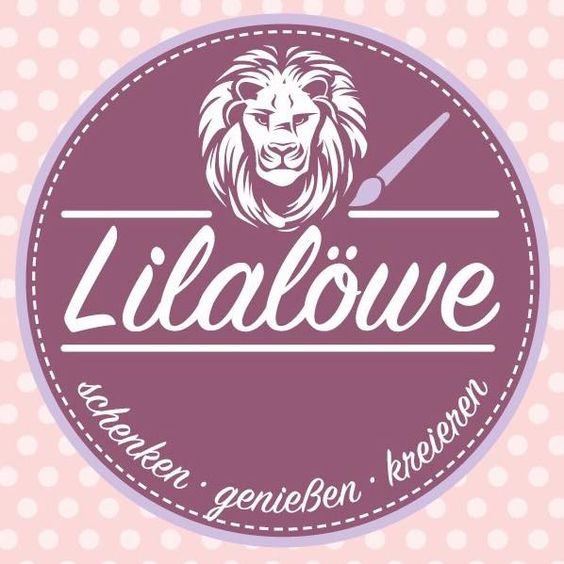 Point of Sale INVENTORUM im Einsatz im Einzelhandel. Logo des Unternehmens Lilalöwe – ein Familienprojekt.