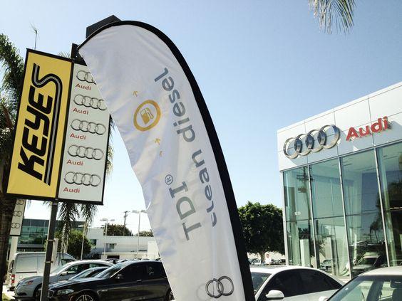 Keyes Audi TDI Clean Diesel Event Oct 15th- Oct 17th www.KeyesAudi.com