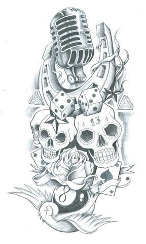 Gefunden Bei Google Auf Gutefrage Net Zeichnen Armeltatowierungen Tattoo Alte Schule Old School Tattoo Arm
