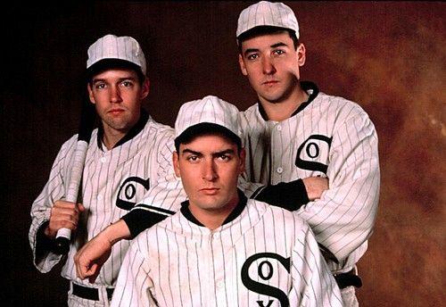Charlie Sheen Photo Eight Men Out Charlie Sheen Sheen Family Men
