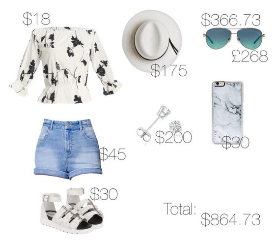 """""""Pick & Choose 15"""" by cheetahface112 on Polyvore featuring Kendall + Kylie, Calypso Private Label, Tiffany & Co., Zero Gravity and Amanda Rose Collection"""