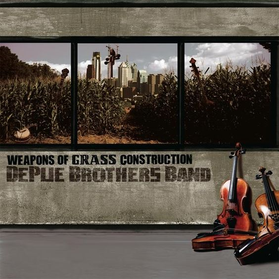 Depue Brothers Band - Weapons Of