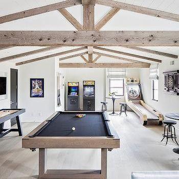 24++ Farmhouse game room model