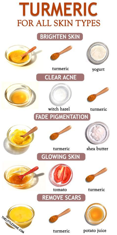 6 Best Turmeric Face Masks For All Skin Types The Little Shine In 2020 Skin Face Mask Clear Skin Face Clear Skin Face Mask