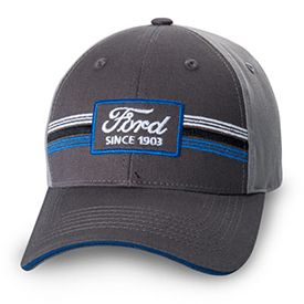 Roush Automotive Collection Store - Ford Since 1903 Hat (3348), $22.95 (http://store.roushcollection.com/ford/ford-since-1903-hat-3348/)