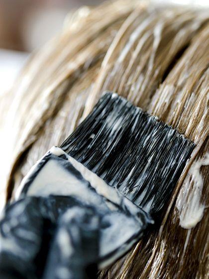 راز شاداب ماندن موهای رنگ شده-خانومی