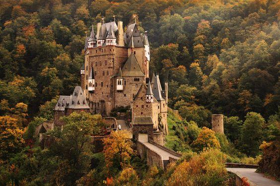 Eltz Castle, Deutschland