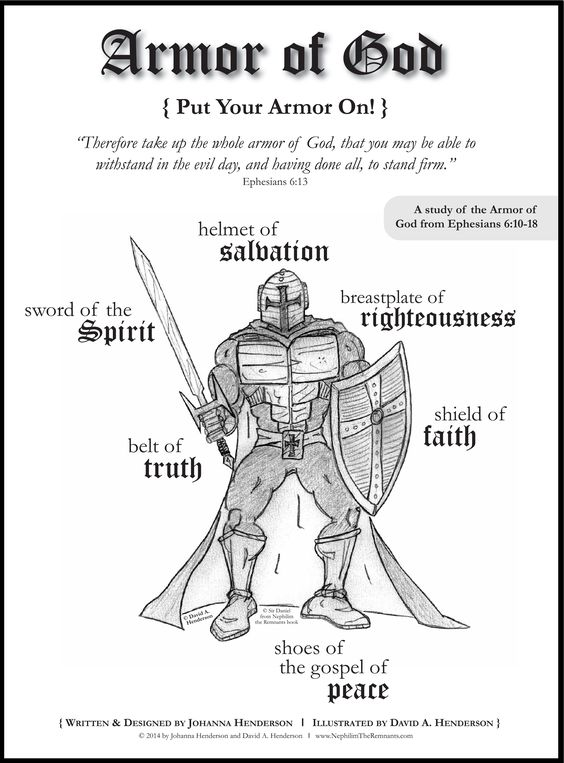 Armor Of God Armors And Bible Studies On Pinterest