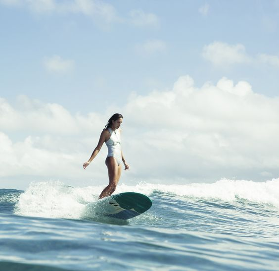 Shed new light in the line up with playful hits of metallic shine from the #BillabongSurfCapsule Collection