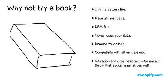 Why Try A Book? #humor #lol #funny