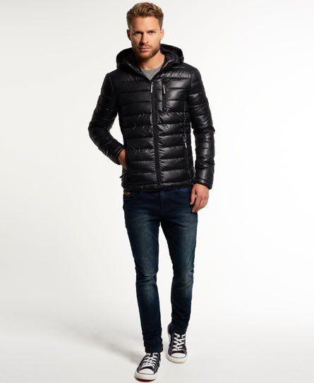 superdry fuji slick hooded jacket jacket pinterest hooded jacket men 39 s jackets and jackets. Black Bedroom Furniture Sets. Home Design Ideas