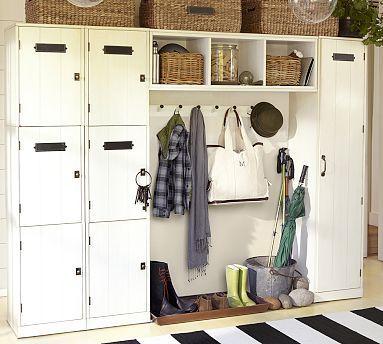 Pinterest the world s catalog of ideas for Pottery barn laundry room