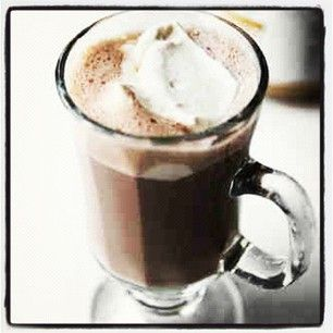 Hot Coco & Peppermint Whipped Cream (Probiotics)