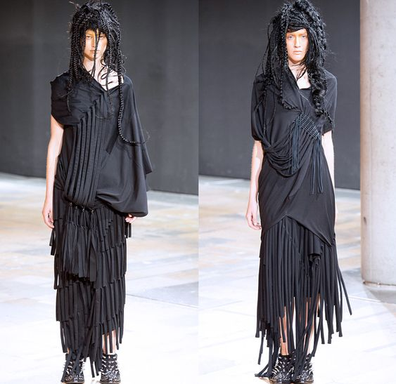 Junya Watanabe 2014 Spring Summer Womens Runway Collection - Paris Fashion Week