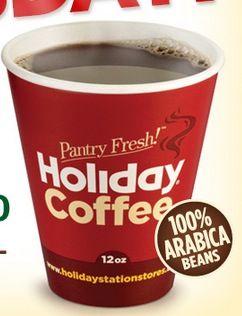 Coupon - #Free 12oz #Coffee at Holiday Coffee | Coupons USA ...