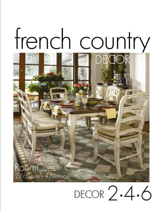 French country french country pinterest country style french and french country - French country table centerpieces ...