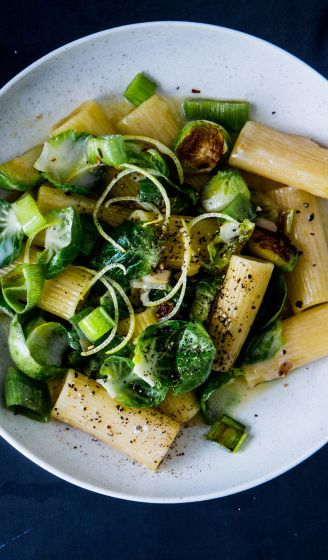 ... brussels lemon recipe happiness pasta dishes veggies brussels sprouts