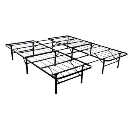 Smartbase Steel Bed Frame Queen King Size Steel Bed Frame