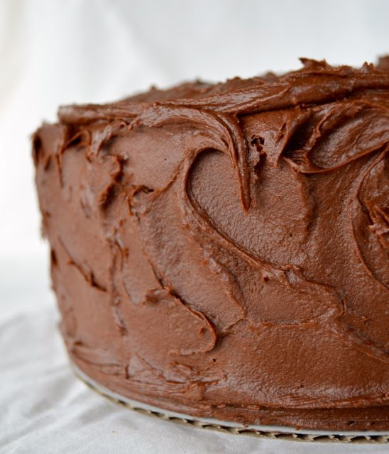 Paleo Chocolate Frosting **** 2 cups solid coconut oil (not melted) 1 ...
