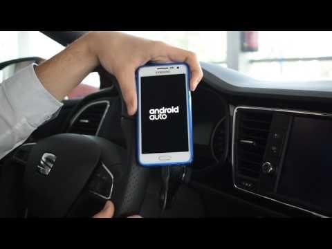 Cómo Conectar El Teléfono Móvil A Nuestro Seat Youtube Telefono Movil Telefono Moviles