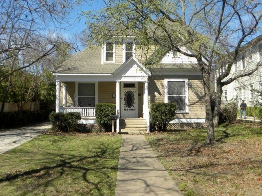 Hearn Guin House (1890) Austin, TX