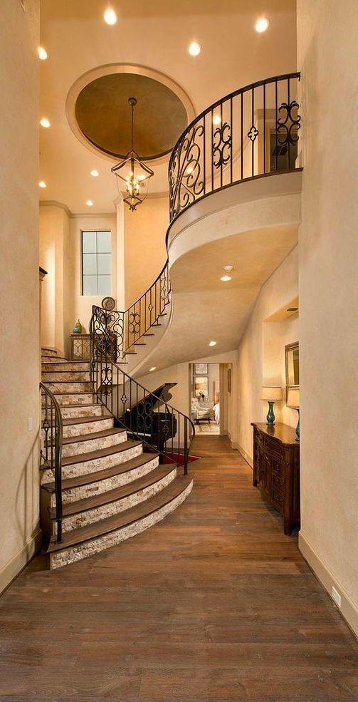 Mediterranean Staircase Tower : Mediterranean design for the home pinterest