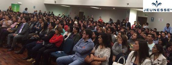 La entrada Reunión de Oportunidad realizada en Perú aparece primero en Jeunesse Global Español.