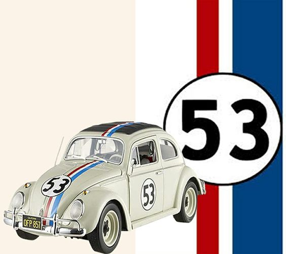 Herbie, the Volkswagen Bug