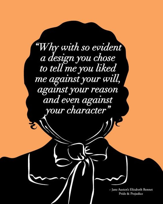 "characterization of elizabeth bennet in jane austens pride and prejudice In this essay, i will discuss the terms ""pride"" and ""prejudice"" and how they are conveyed in jane austen's novel pride and prejudice i claim that the title of the book describes the flaws of almost every character in the book, and not just the protagonists elizabeth bennet and mr darcy i will first examine how these flaws show."