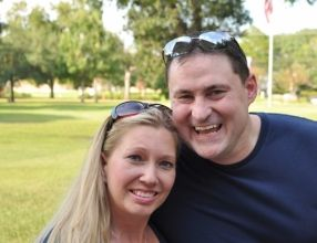 William & Nicole can't wait to adopt a baby! Check out their adoptive parent profile at www.angeladoptioninc.com. #babyadoption