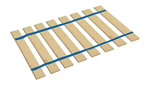 The Furniture Cove Full Size Bed Slats Boards Wood Foundation Blue