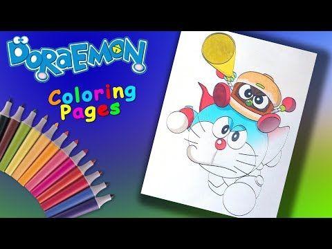 Doraemon Drawing Coloring Child Coloring Doraemon Coloring Pages Doremon Cartoon