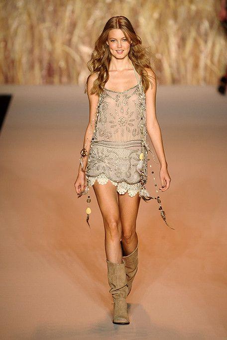 country goddess like attire