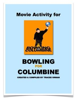 """bowling for columbine gun control essay We will write a custom essay sample on the persuasive techniques used """"in bowling for  enough laws on gun control  used-in-bowling-for-columbine-essay."""