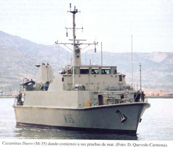 Cazaminas M-35 Duero