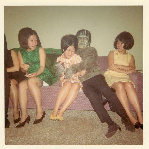Frankenstein & the ladies