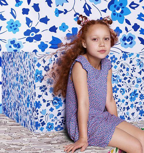 ユニクロ×英国・リバティ「リバティロンドンフォーユニクロ」が16年春夏誕生、メンズ&ウィメンズで展開の写真11