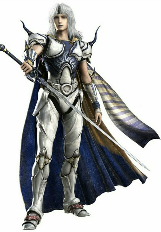 Cecil Harvey from final fantasy iv