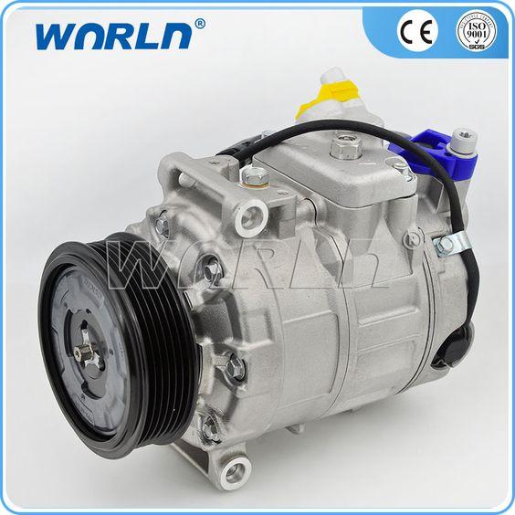 437100 7250 7e0820803 7e0820803f 7e0820803h 7e0260803g Auto Ac Compressor 7seu17c For Multivan Amarok 2 0 Tdi Audi Vw T5 Toy Car Auto Car