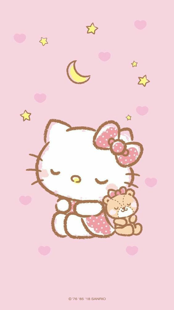 555 Gambar Hello Kitty Terlengkap Cantik Pink Lucu