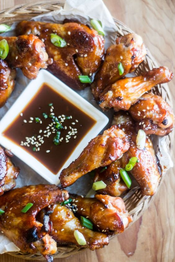 Chicken wings, Wings and Chicken on Pinterest