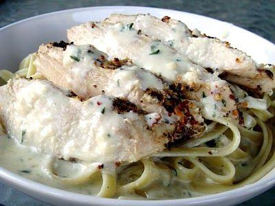 Olive Garden 39 S Chicken Fettucini Alfredo Food That Will Make Me Get Skinny Lol Pinterest