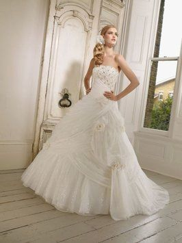 Ronald Joyce 65004 Delilah Wedding Dress $550