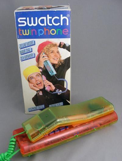 Swatch Twin Phone