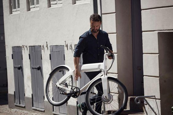 #Biomega OKO bicicleta electrica con cuadro de carbono = Ligera    #avantumbikes
