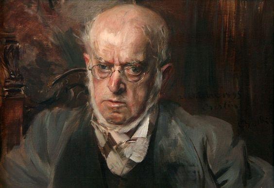 Adolf Friedrich Erdmann von Menzel - Giovanni Boldini - 1895 @ Alte Nationalgalerie - Staatliche Museen zu Berlin