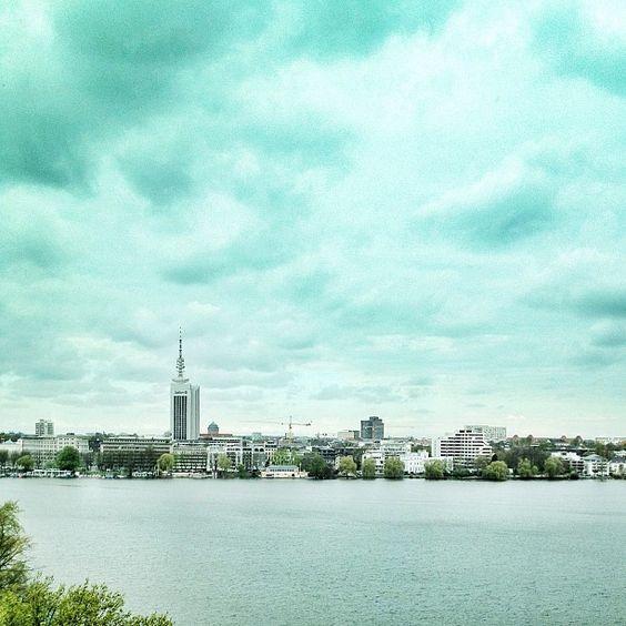 Le Méridien Hamburg in Hamburg, Hamburg is serving #Lillet
