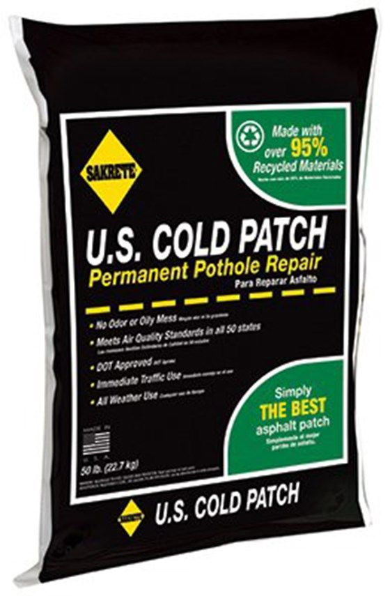 Asphalt Patching Patches Repair Diy Patches